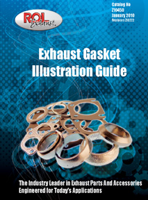 EXHAUST GASKETS ILLUSTRATION GUIDE